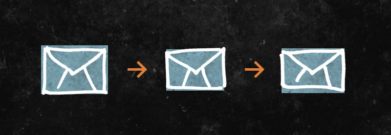 Automated email marketing workflows