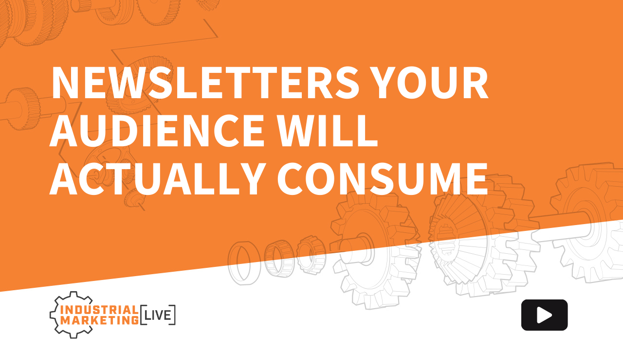 Newsletters Your Audience Will Actually Consume